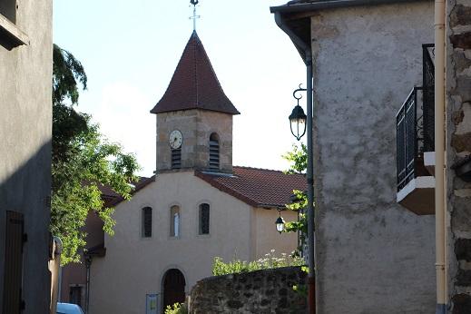 Eglise du Monteil