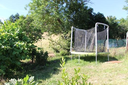 jardin de la Siestou